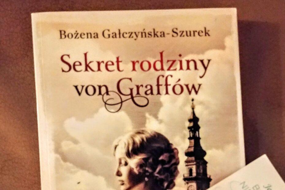 sekret rodziny von Graffów Bożena Gałczyńska-Szurek
